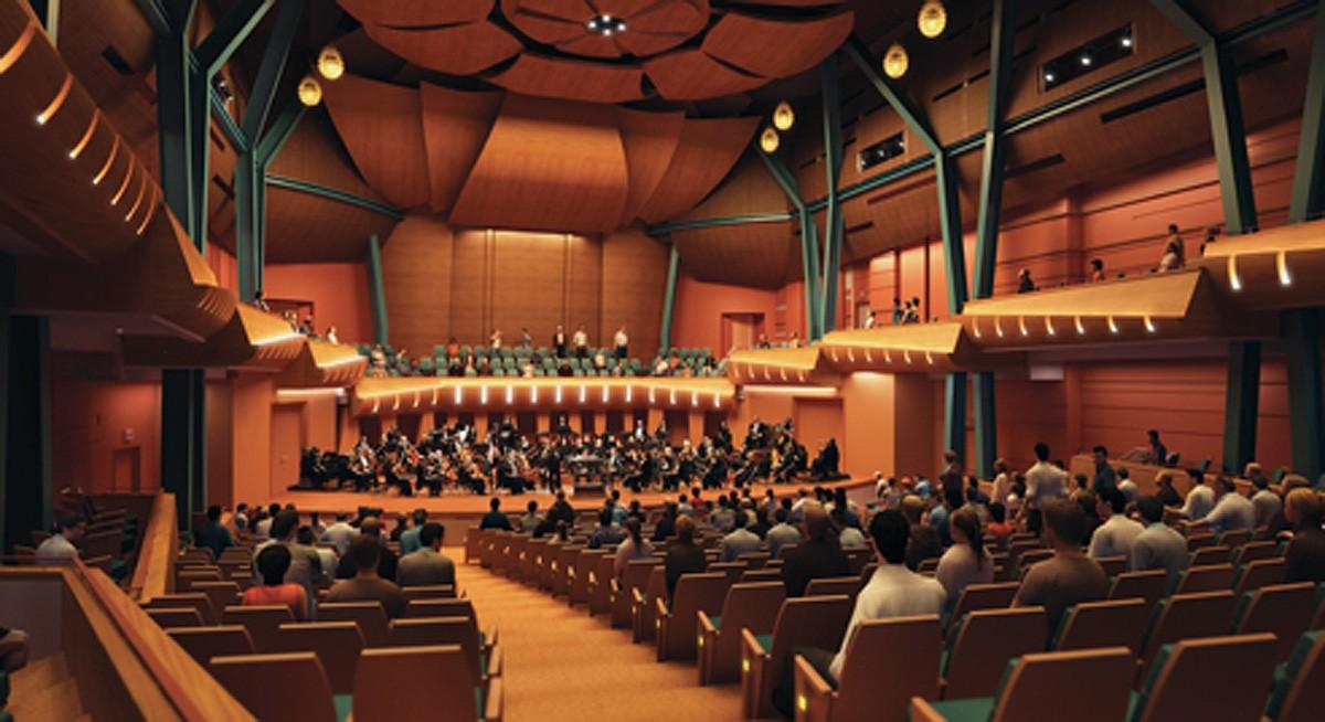 Bella Concert Hall Calgary Philharmonic Orchestra