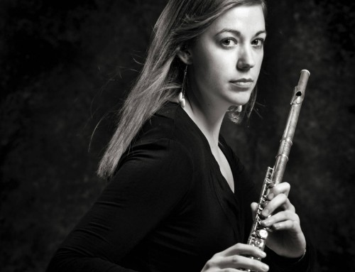 CPO Principal Flute Sara Hahn-Scinocco on Mozart and Motherhood