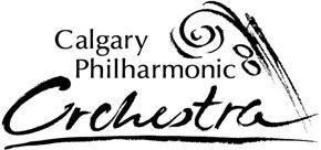Calgary Philharmonic Orchestra Retina Logo