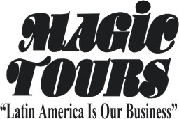Magic Tour logo black