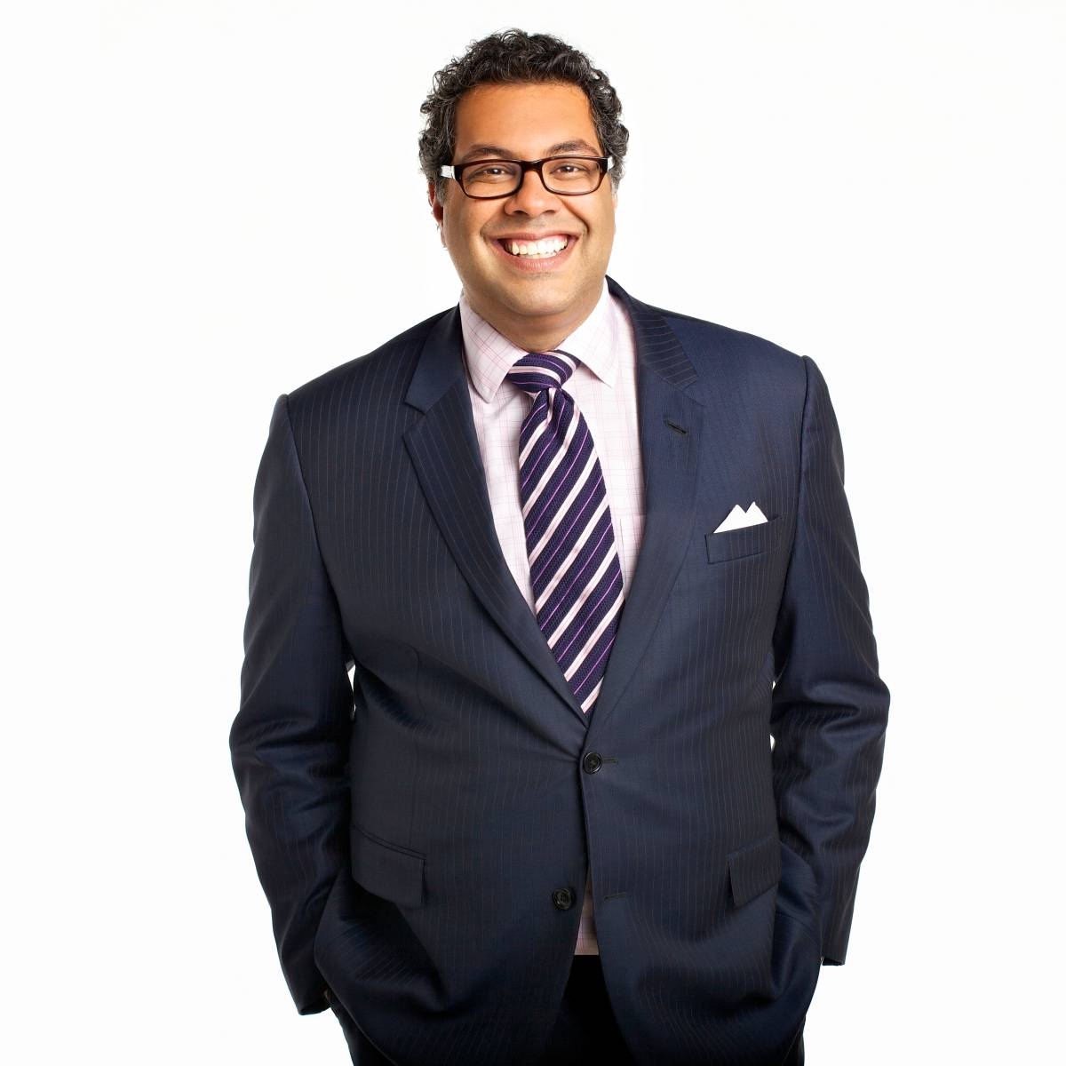 Mayor Naheed Nenshi