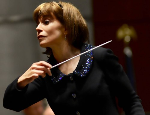 Maestras from Heaven: Conductor JoAnn Falletta