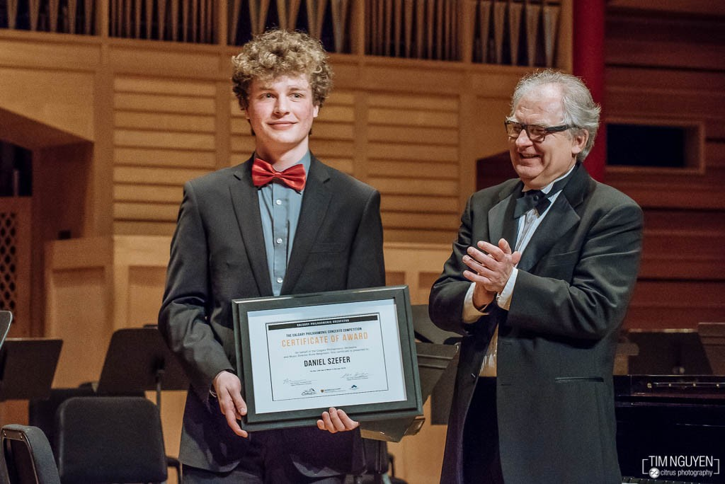 Calgary Philharmonic Orchestra Concerto Competition