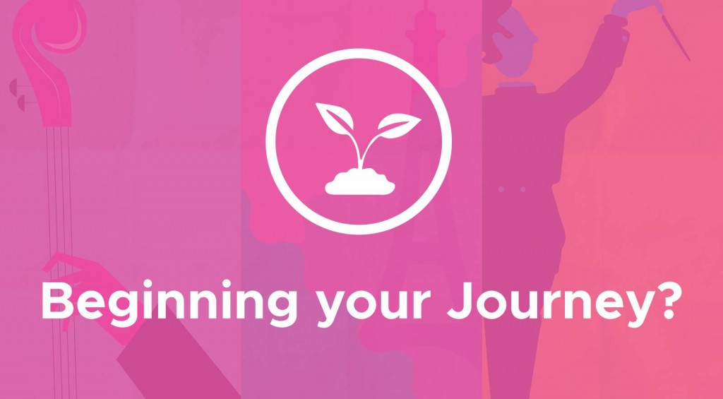 Beginning your Journey?