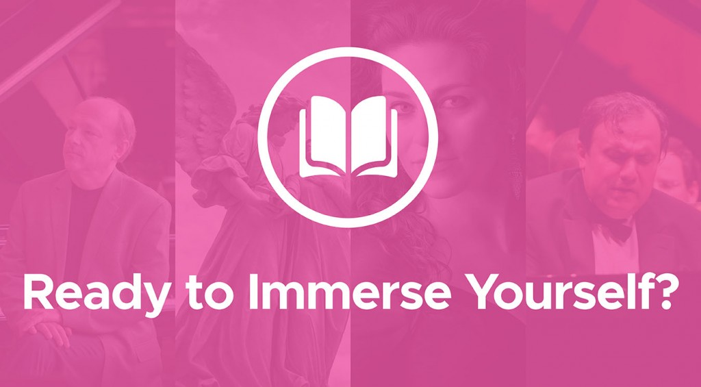 Ready to Immerse Yourself?