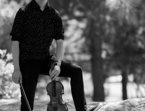 Meet the Musician: Violinist Austin Hansen