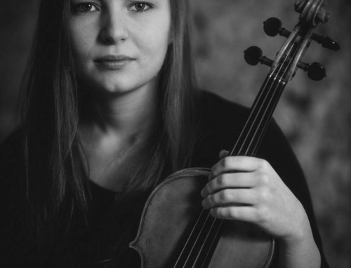 Meet the Musician: Violinist Erin Burkholder