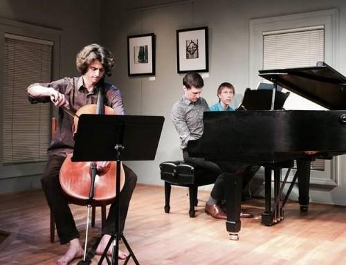 Meet the Musician: Cellist Danny Poceta