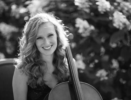Meet the Musician: Cellist Kathleen de Caen