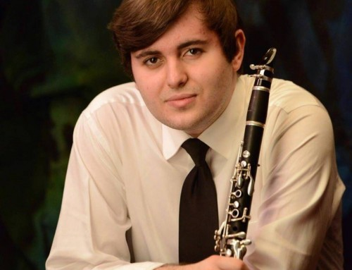Meet the Musician: Principal Clarinet Slavko Popovic