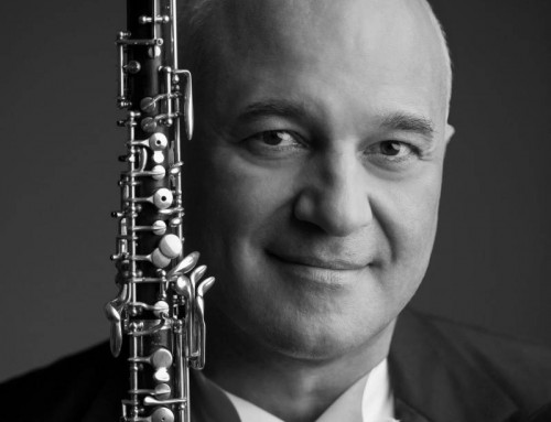 Meet the Musician: Principal Oboe Alex Klein