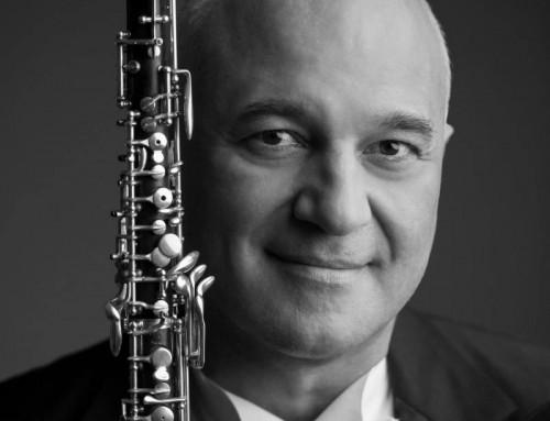 Meet the Musician: Principal Oboe Alex Klein