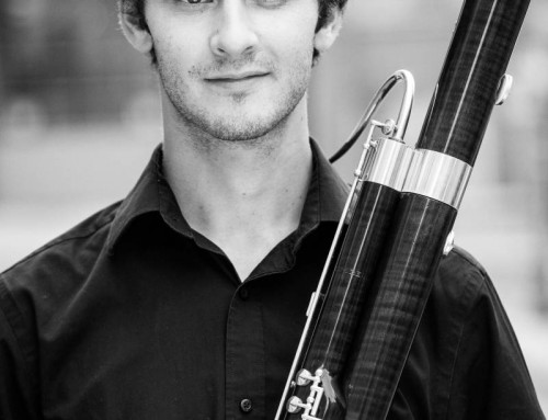 Meet the Musician: Principal Bassoon Antoine St-Onge