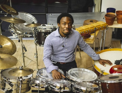 Principal percussionist Josh Jones on cancer and concertos