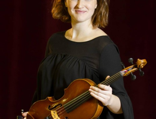 Meet the Musician: Violist Alisa Klebanov