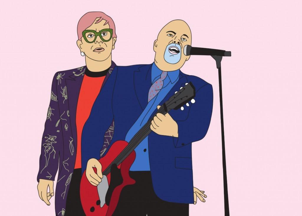 Best of Billy Joel + Elton John