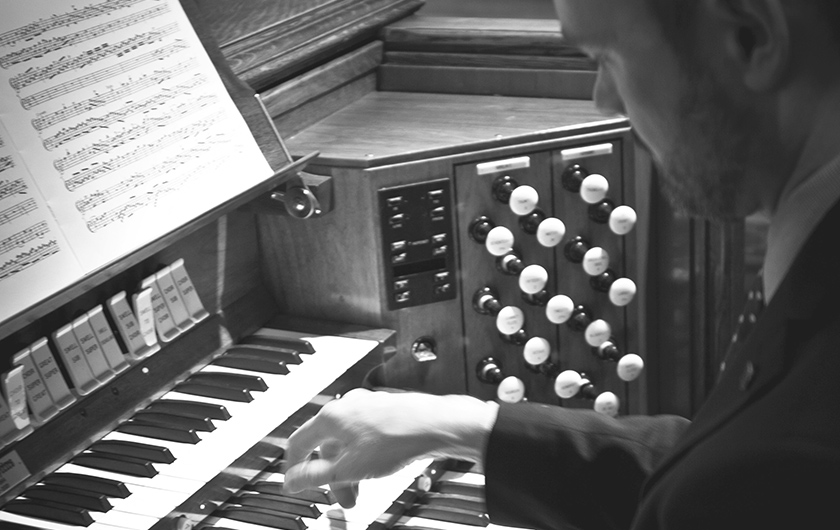 B@K2: Organ Recital