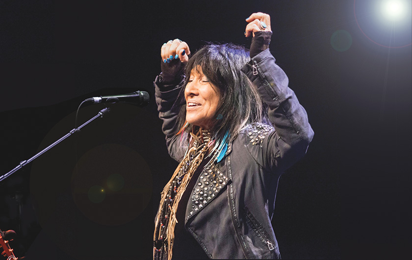 Buffy Sainte-Marie with Orchestra