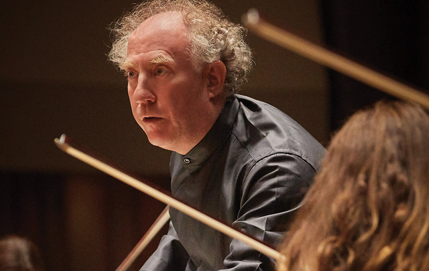 Jeffrey Kahane Plays + Conducts Mozart
