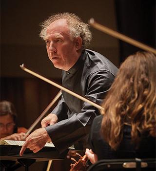 Jeffrey Kahane Plays + Conducts Mozart