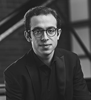 Mahler + Prokofiev with Nicolas Namoradze