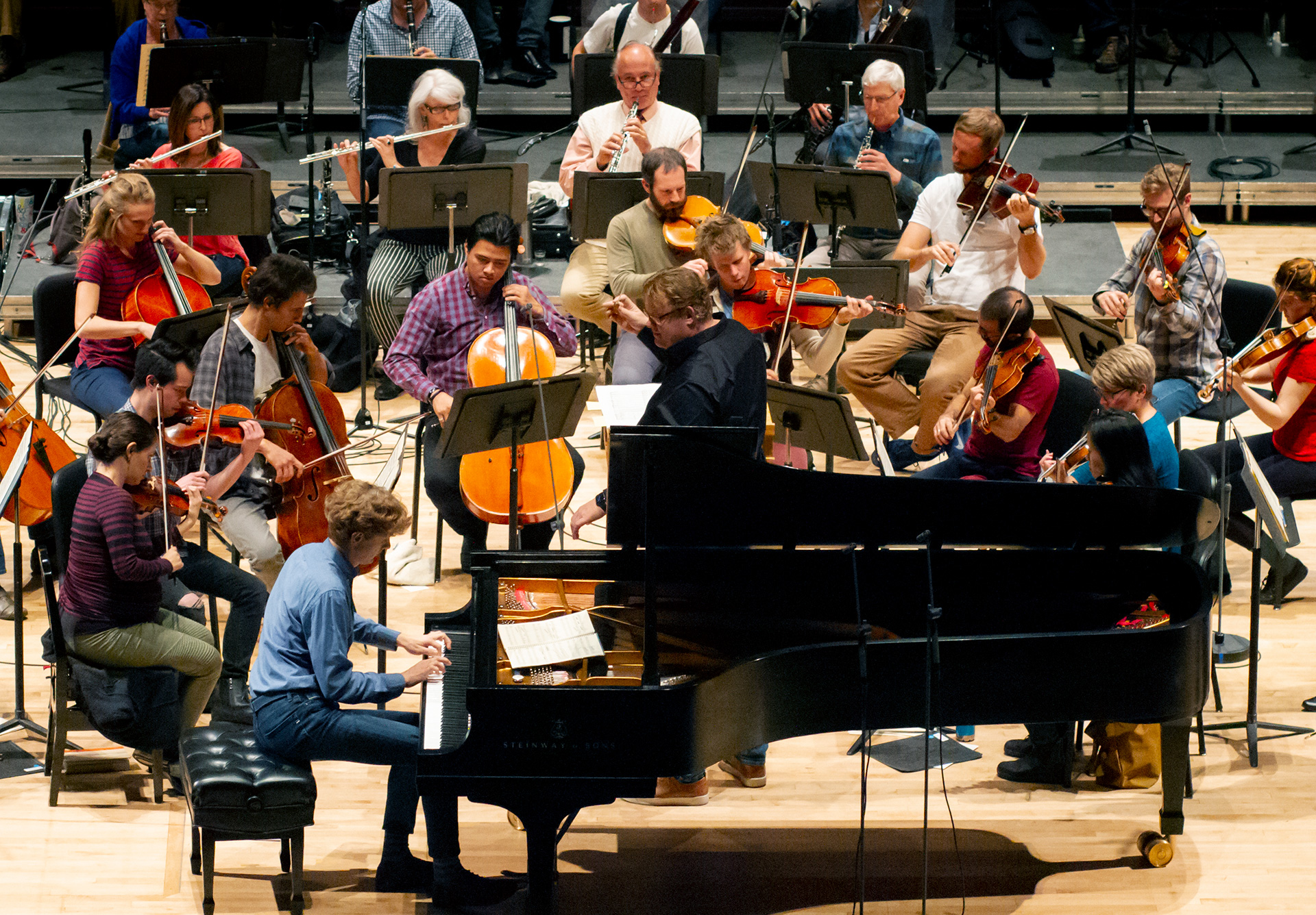 Open Rehearsals at Calgary Philharmonic
