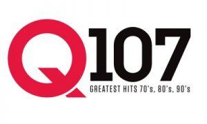 Q107 FM Logo