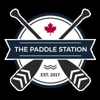 logo: the paddle station