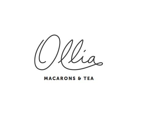Logo: Ollia Macarons and Tea