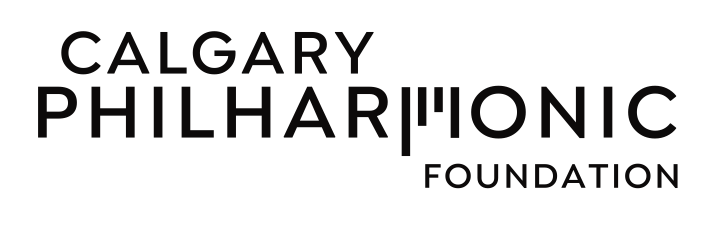 Calgary Phil Foundation Logo
