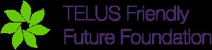 Logo: Telus Friendly Future Foundation