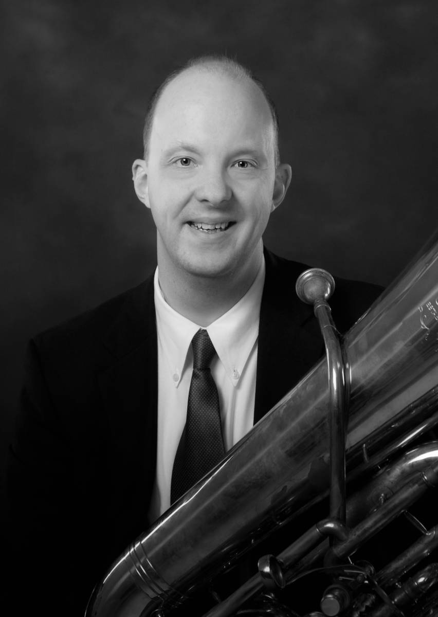 Tom McCaslin Principal Tuba