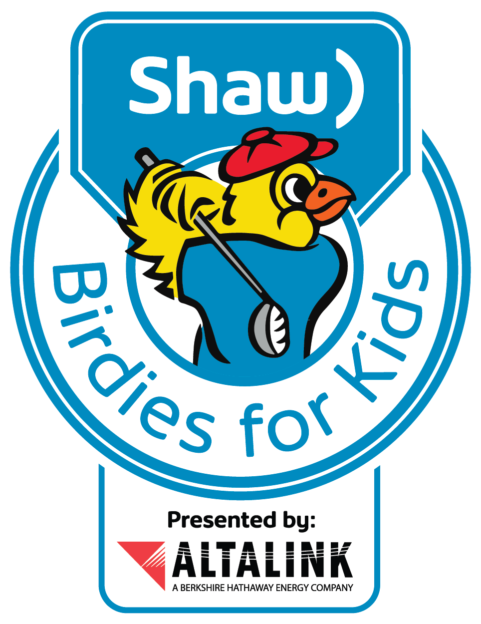 Shaw Birdies for Kids Logo