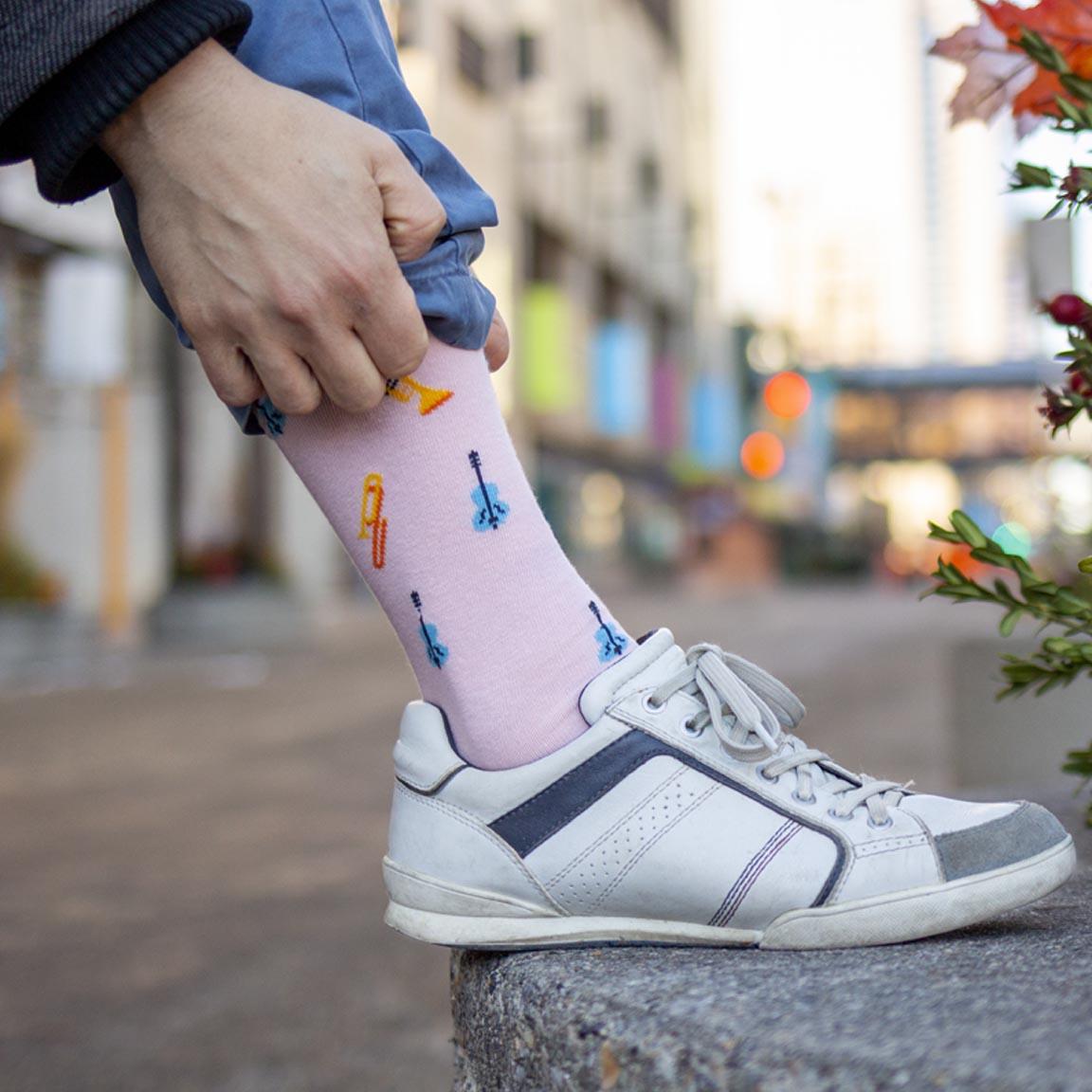 Musical Socks
