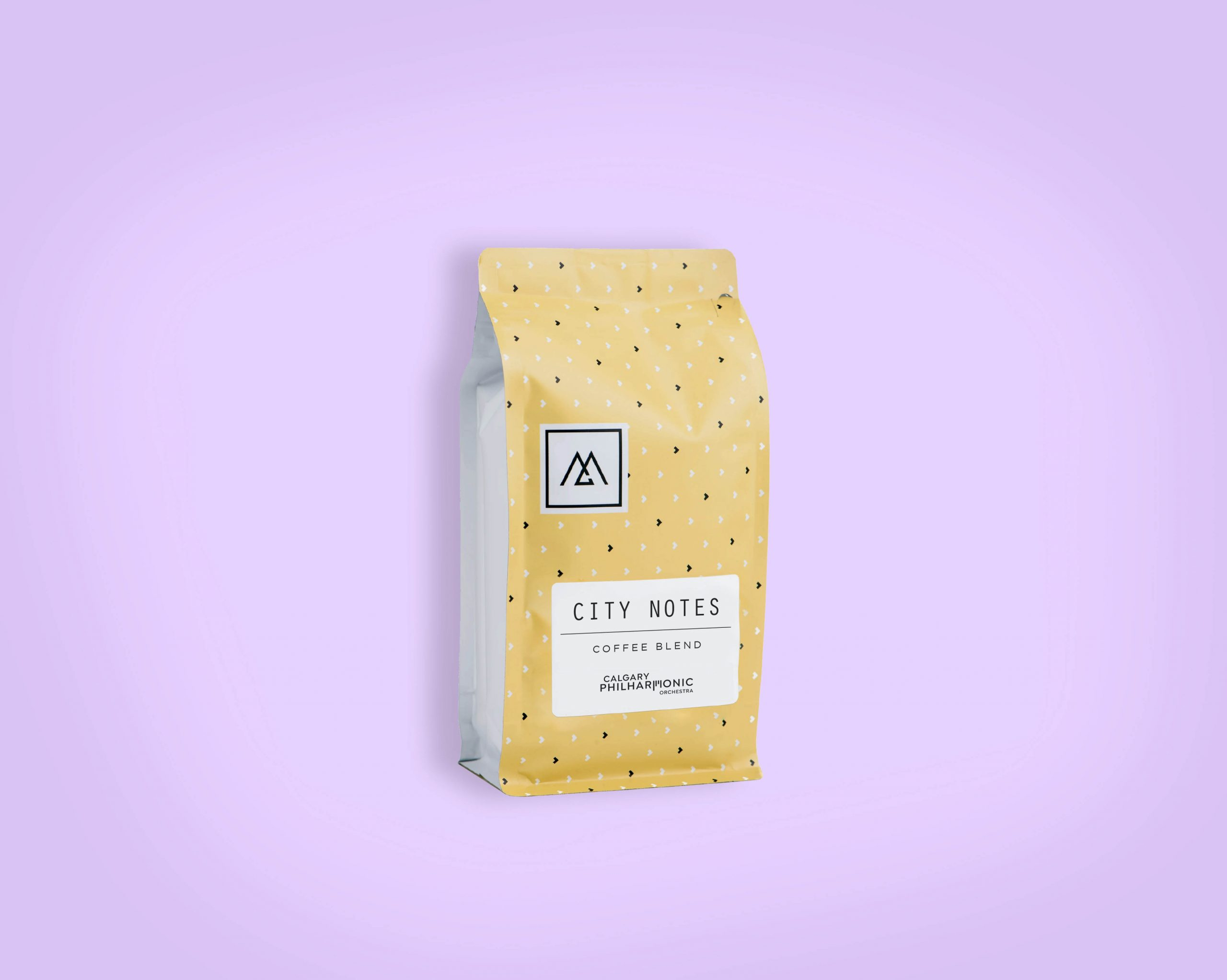 City Notes Coffee Blend   $20