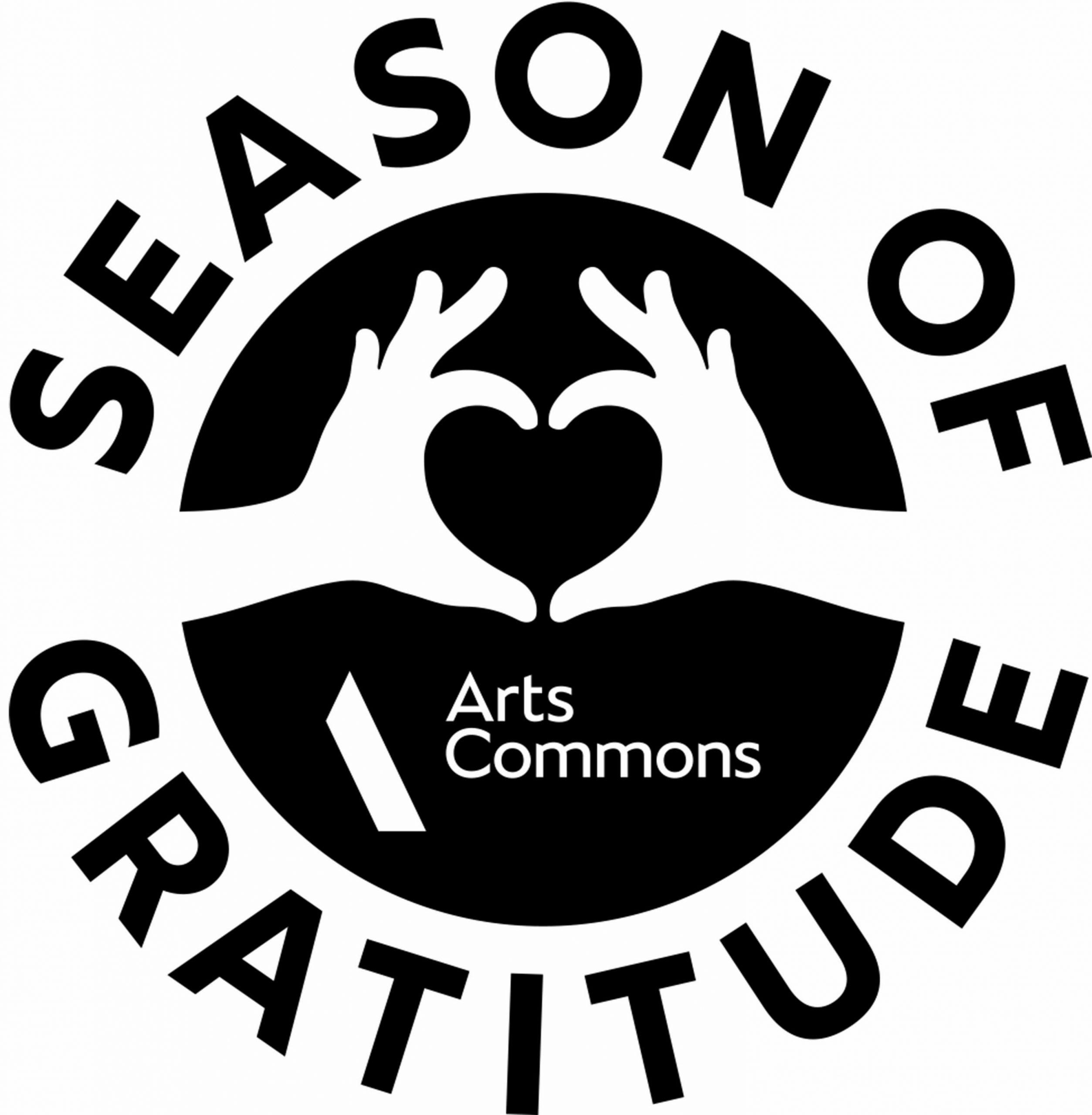 Arts Commons Season of Gratitude